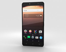 3D model of Alcatel A3 XL Black