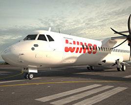 3D model of ATR 72