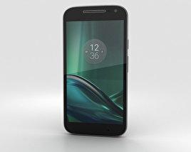 Motorola Moto G4 Play Black 3D model