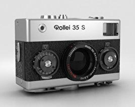 3D model of Rollei 35 S