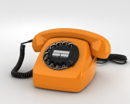 3D model of Telephone FeTAp 611