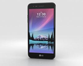 LG K4 (2017) Black 3D model