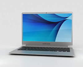 3D model of Samsung Notebook 9 15-inch