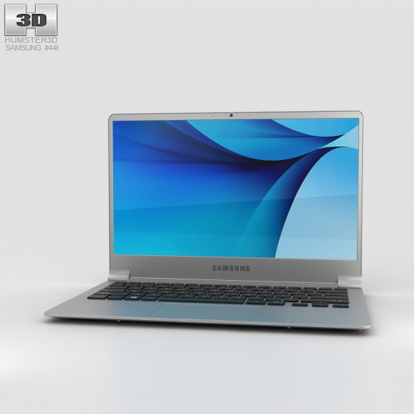Samsung Notebook 9 15-inch 3D model