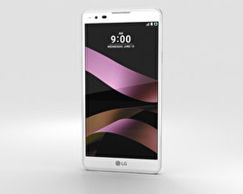 3D model of LG X Style White
