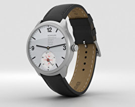 3D model of Mondaine Helvetica 1 Smartwatch