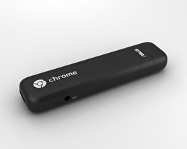 3D model of Asus Chromebit CS10