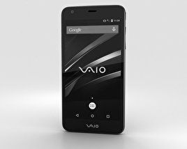 3D model of Vaio Phone
