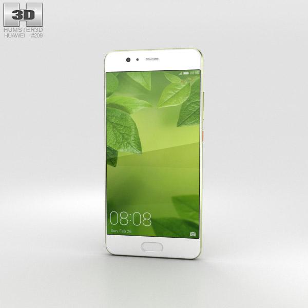 Huawei P10 Greenery 3D model