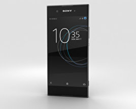 3D model of Sony Xperia XA1 Black