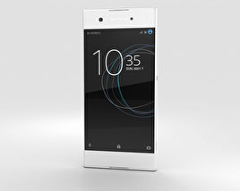 3D model of Sony Xperia XA1 White