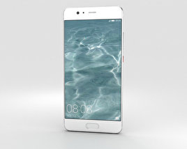 3D model of Huawei P10 Mystic Silver
