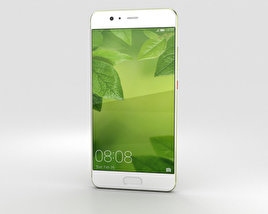 3D model of Huawei P10 Plus Greenery