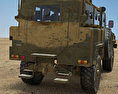 RG-31 Nyala 3d model