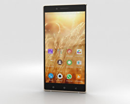 3D model of Gionee Elife E8 Gold