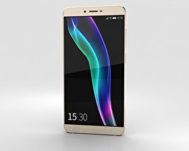 3D model of Gionee S6 Gold