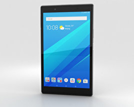 3D model of Lenovo Tab 4 8 Black