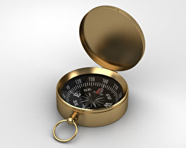 3D model of Compass