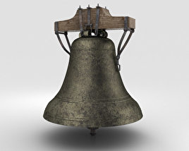 3D model of Church Bell