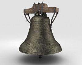 Church Bell 3D model