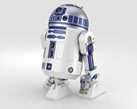 3D model of R2D2