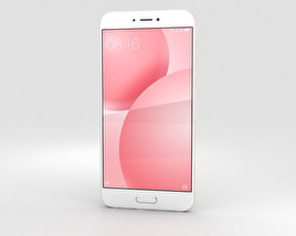 3D model of Xiaomi Mi 5c Rose Gold