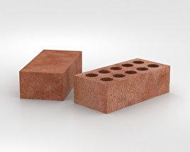 3D model of Brick