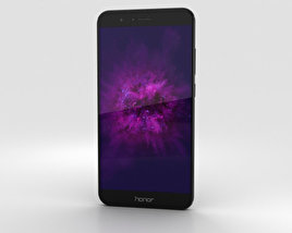 3D model of Huawei Honor 8 Pro Black
