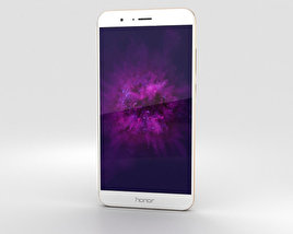 Huawei Honor 8 Pro Gold 3D model