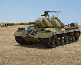3D model of IS-3