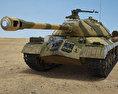 IS-3 3d model