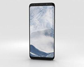 Samsung Galaxy S8 Arctic Silver 3D model