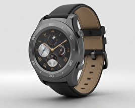 3D model of Huawei Watch 2 Classic