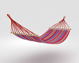 3D model of Hammock