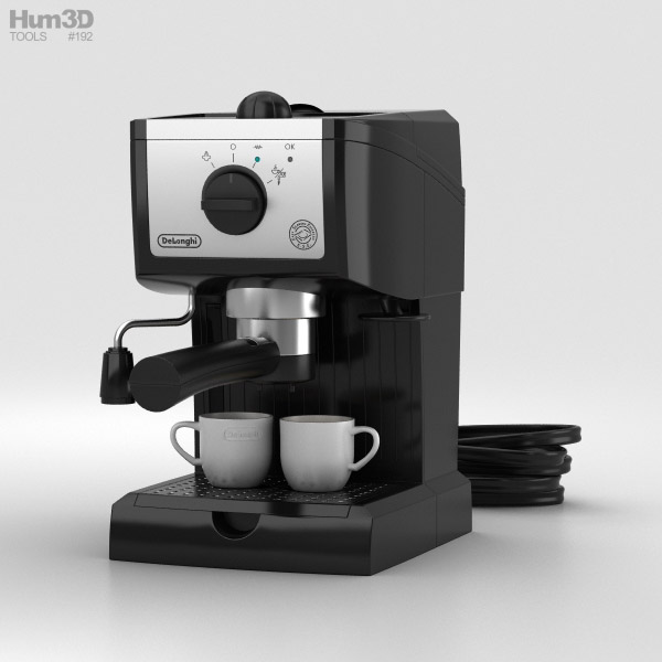 DeLonghi Espresso Machine 3D model