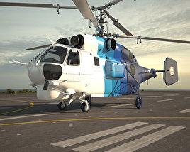 3D model of Kamov Ka-32