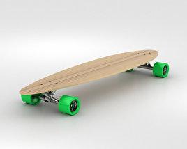 3D model of Longboard