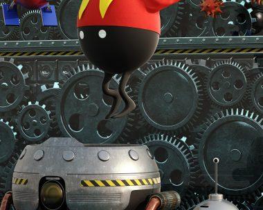 Dr. Robotnik's Escape