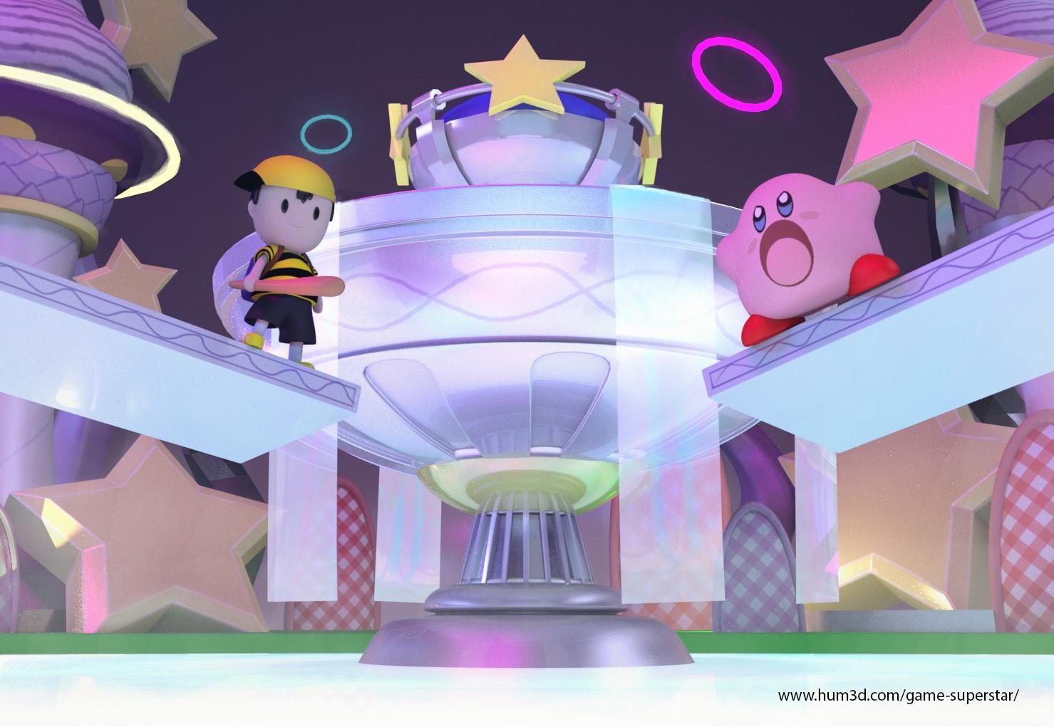 Fountain Of Dreams 3d art