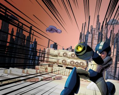 Megaman - The Ultimate Shot