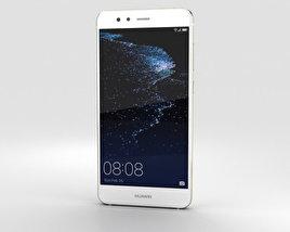 Huawei P10 Lite Pearl White 3D model