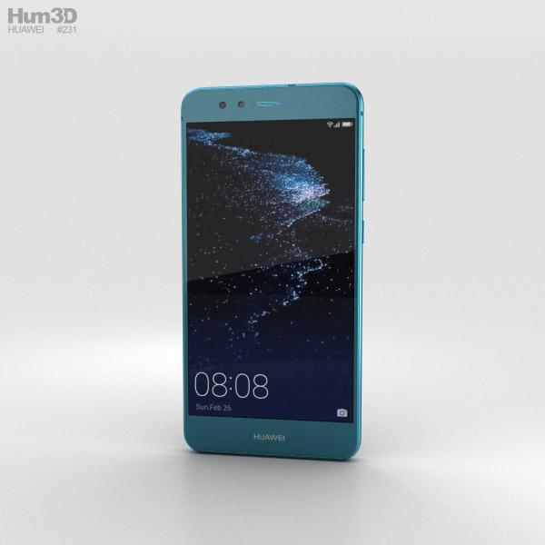 Huawei P10 Lite Sapphire Blue 3D model