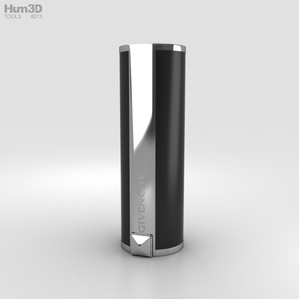 3D model of Givenchy Lipstick