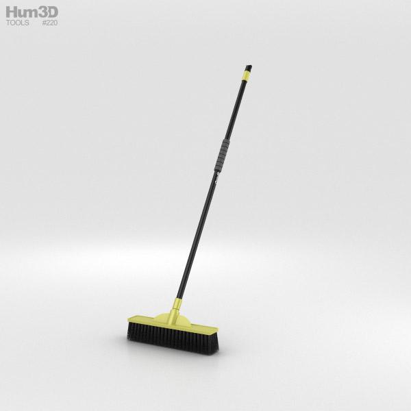3D model of Broom