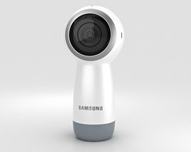 3D model of Samsung Gear 360 (2017) Camera