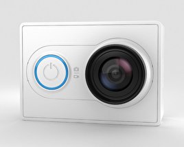3D model of Xiaomi Yi Action Camera