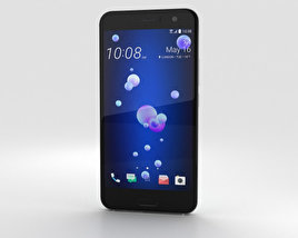 HTC U11 Ice White 3D model
