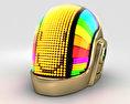 Daft Punk Volpin Helmet 3D model