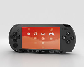 3D model of Sony PlayStation Portable