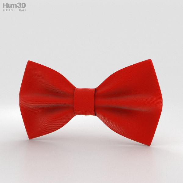 3D model of Bow Tie